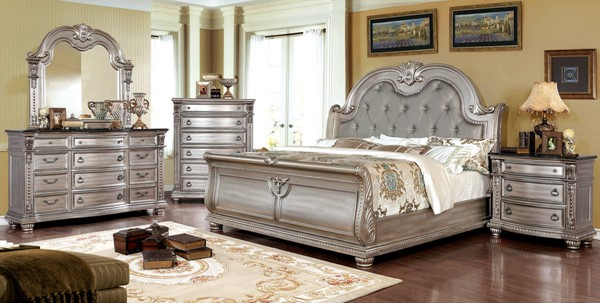 Furniture Of America Fromberg Master Bedroom Set FOA-CM7670-BR