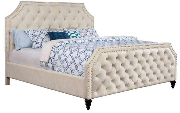 Furniture of America Claudine Full Bed FOA-CM7675F-BED