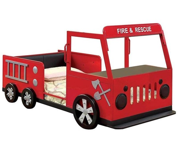 Furniture of America Rescuer Twin Bed FOA-CM7767-BED