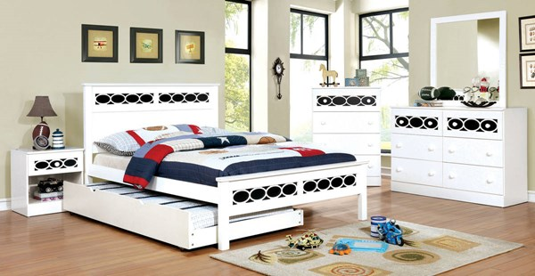 Furniture of America Cammi Kids Bedroom Set FOA-CM7853-KBR