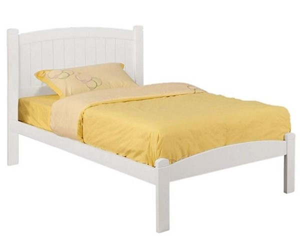 Furniture of America Caren White Full Bed FOA-CM7902WH-F-BED