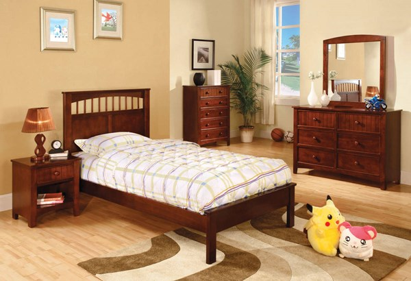 Furniture Of America Carus Kids Bedroom Set FOA-CM7904-KBR