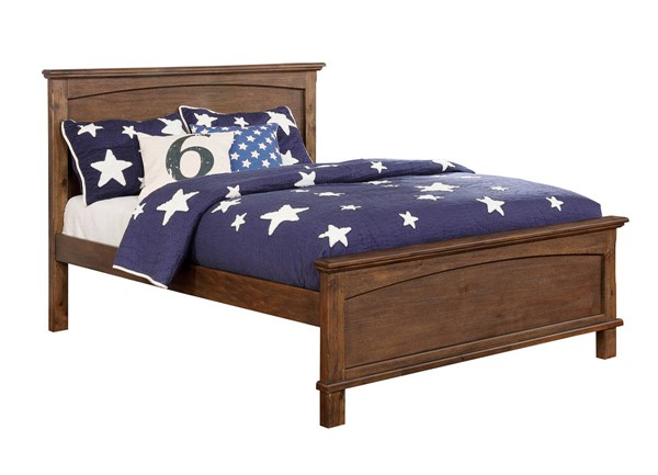 Furniture of America Colin Dark Oak Full Bed FOA-CM7909A-F-BED
