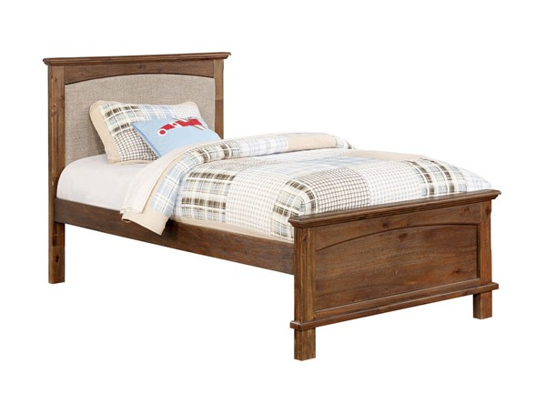 Furniture of America Colin Fabric Kids Beds FOA-CM7909A-P-BED-VAR