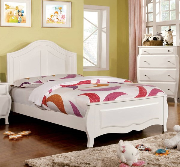 Furniture of America Roxana Twin Bed FOA-CM7940T-BED