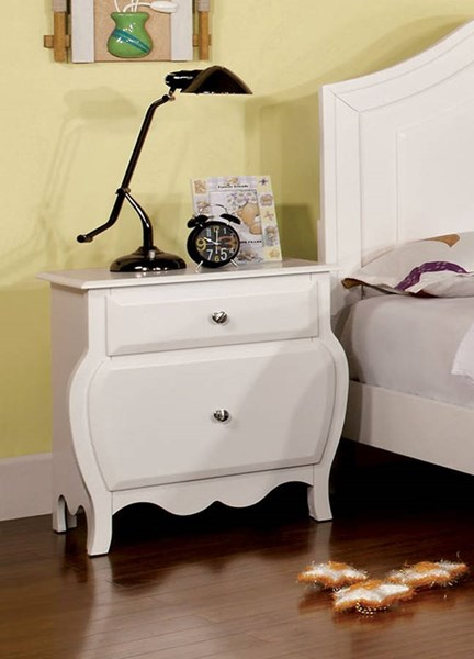 Furniture of America Roxana Night Stand FOA-CM7940N
