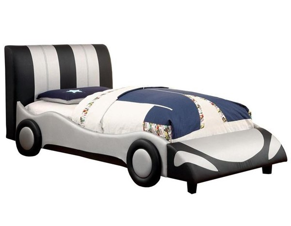 Furniture of America Super Racer Twin Bed FOA-CM7945T-BED