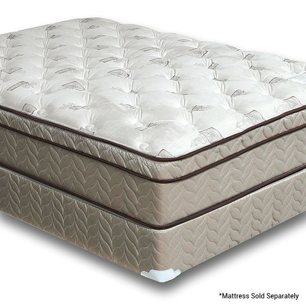 Furniture Of America Lilium White Brown Foundations FOA-DM318-F-VAR