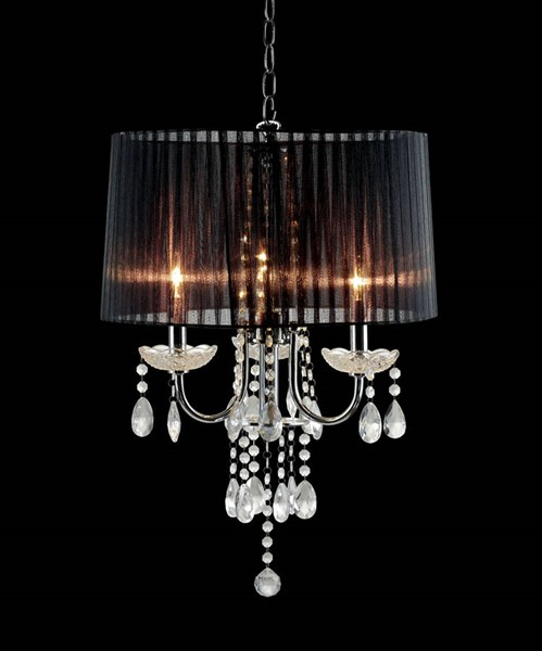 Furniture of America Jada Ceiling Lamps FOA-L76733-CL-VAR