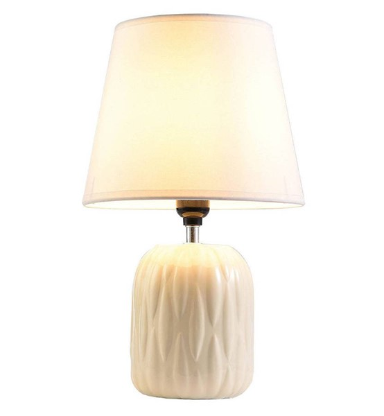Furniture of America Liah Ivory Table Lamp FOA-L9504IV