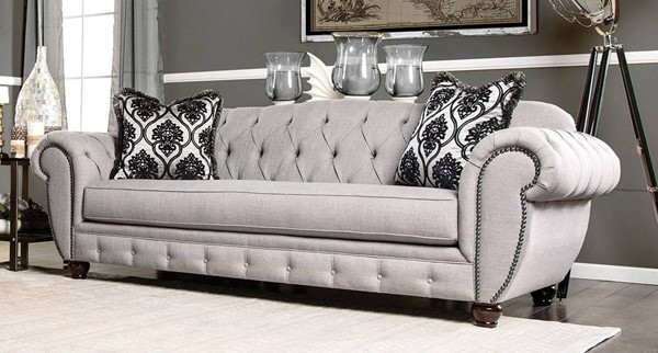 Furniture of America Viviana Sofa FOA-SM2291-SF