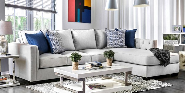 Furniture of America Ornella Sectional FOA-SM2671-SECT