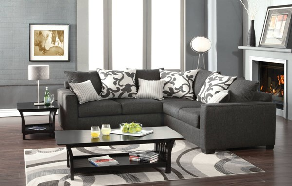Furniture of America Cranbrook Sectionals FOA-SM301-SEC-VAR