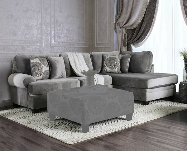 Furniture of America Bonaventura Sectionals FOA-SM5143-SECT-VAR