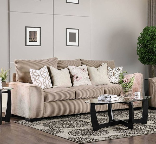 Furniture of America Marjorie Sofas FOA-SM621-SF-VAR