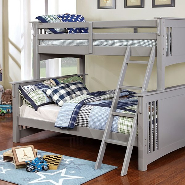 Spring Creek Bunk Bed By Furnituire Of America