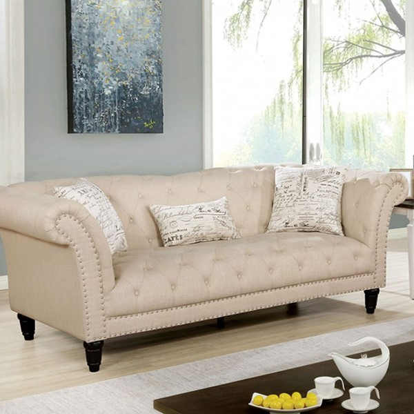Furniture Of America Louella Sofas FOA-CM6210-SF-VAR