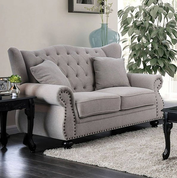 Furniture Of America Ewloe Love Seats FOA-CM6572-LV-VAR