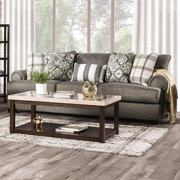 Furniture Of America Debora Sofas FOA-SM129-SF-VAR