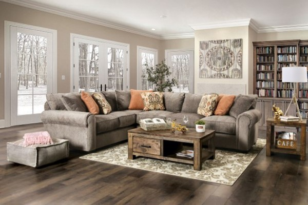 Furniture Of America Stapleford Sectionals FOA-SM1289-SECT-VAR