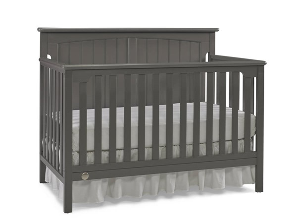 Fisher Price Colton Stormy Grey Convertible Crib FSRP-132501-14