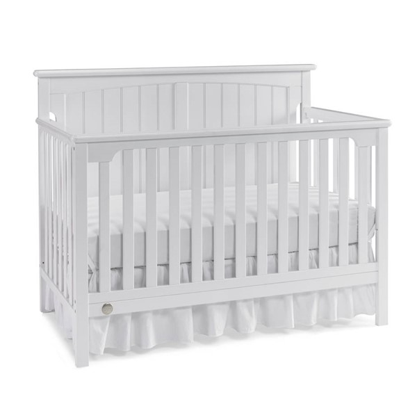 Fisher Price Colton Snow White Convertible Cribs FSRP-132501-CRB-VAR
