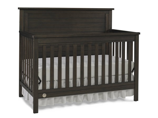 Fisher Price Quinn Weathered Brown Convertible Crib FSRP-137001-52