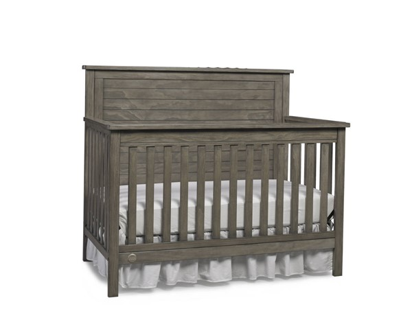 Fisher Price Quinn Vintage Grey Convertible Crib FSRP-137001-19