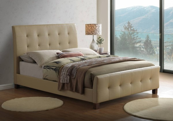 8147 Series Taupe Beds GL-8147-ABC-BEDS