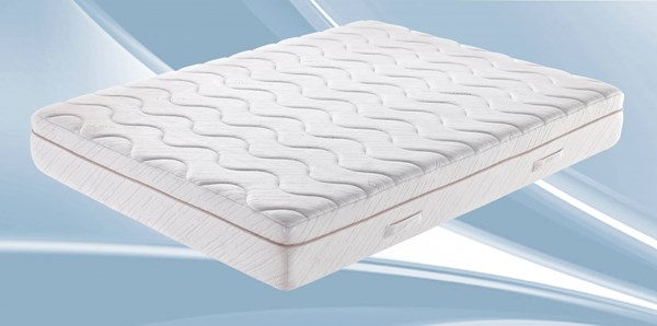 Global Furniture Charisma 11 Inch Queen Mattress with Gel GL-CHARISMA-QUEEN-M