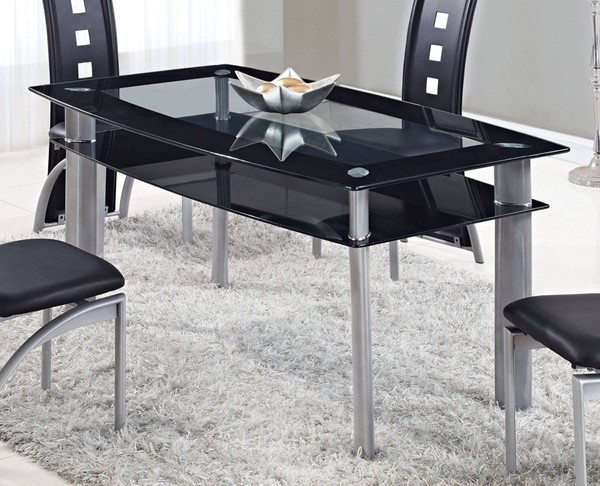 Global Furniture D1058 Dining Table GL-D1058NDT-M