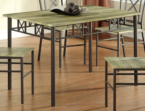 D14 Series Black Dining Table GL-D14DT-M