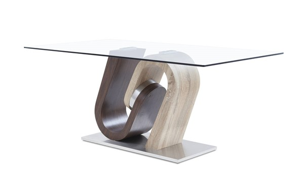 Global Furniture D4126 Dining Table GL-D4126NDT
