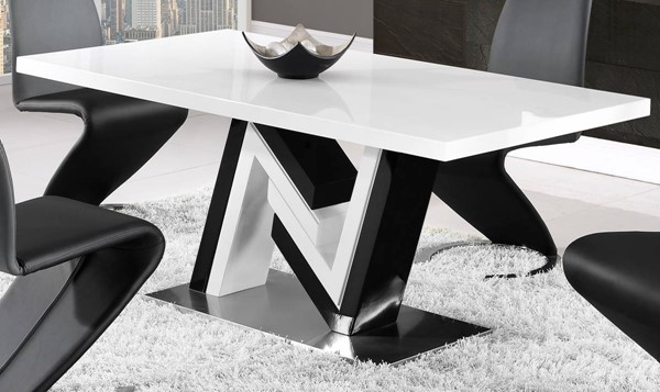 Global Furniture D4163 Dining Table GL-D4163DT