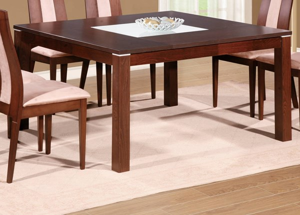 D4921 Series Burn Beech Dining Table GL-D4921DT-M