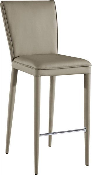 D6605 Series Taupe Bar Stool GL-D6605BS-TAUPE