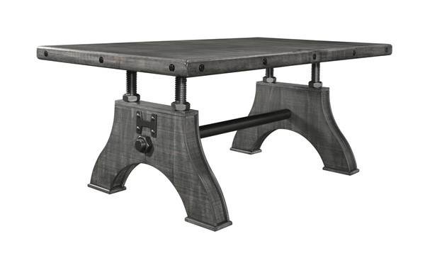 Global Furniture D855 Grey Dining Table GL-D855DT-GR