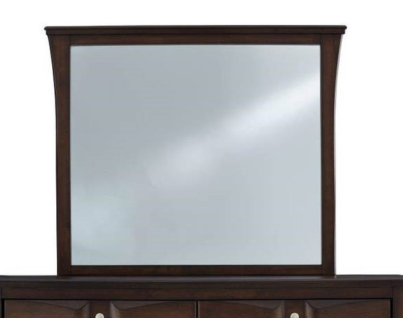 Global Furniture Monterey Brown Mirror GL-MONTEREY-MR