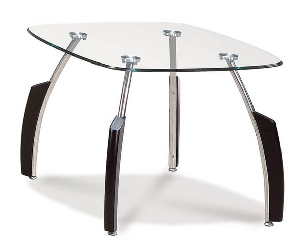 Global Furniture T138 Black End Table GL-T138BE-M