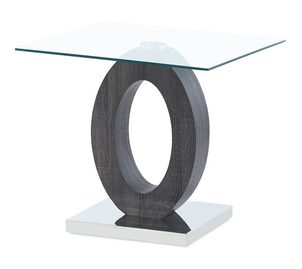 Global Furniture T1628 End Table GL-T1628E