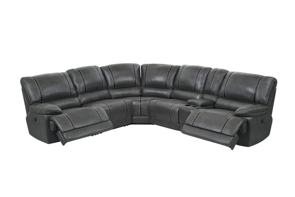 Global Furniture U1952 7pc Sectional GL-U1952-SEC