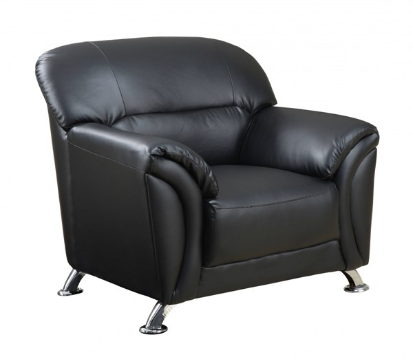 Global Furniture U9103 Black Chair GL-U9103-BL-CH-M