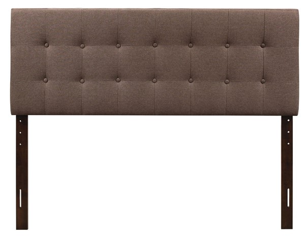 Glory Furniture Super Nova Casual Brown Queen Headboard GLRY-G0124-QHB