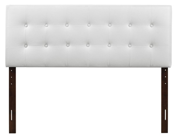 Glory Furniture Super Nova Casual White King Headboard GLRY-G0129-KHB