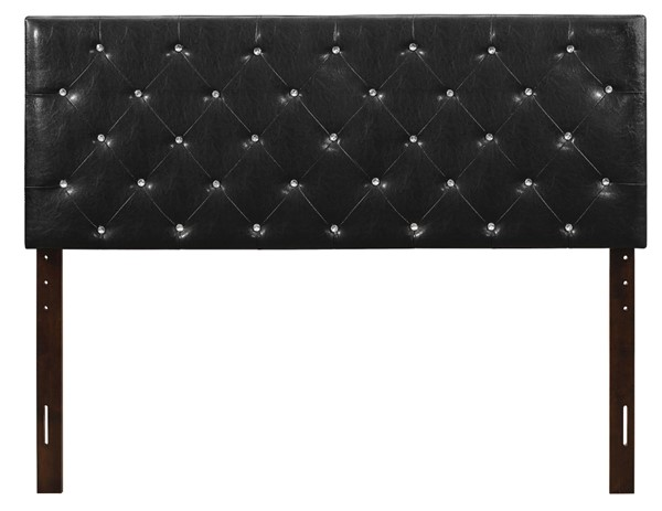 Glory Furniture Super Nova Casual Black Full Panel Headboard GLRY-G0132-FHB