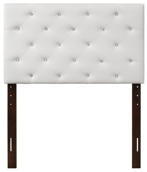 Glory Furniture Super Nova Casual White Twin Panel Headboard GLRY-G0133-THB