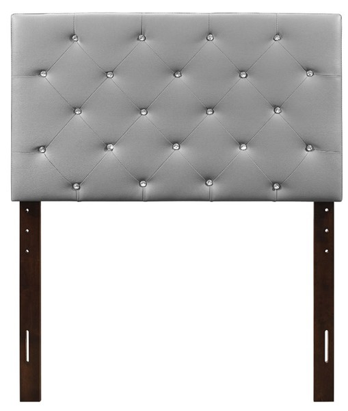 Glory Furniture Super Nova Casual Light Grey Twin Panel Headboard GLRY-G0134-THB