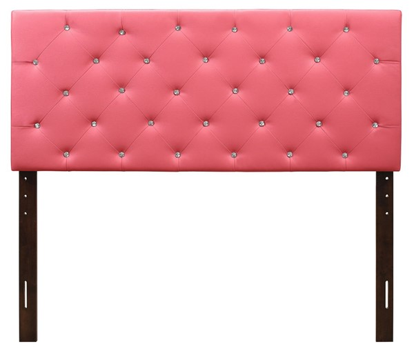 Glory Furniture Super Nova Casual Pink Full Headboard GLRY-G0136-FHB