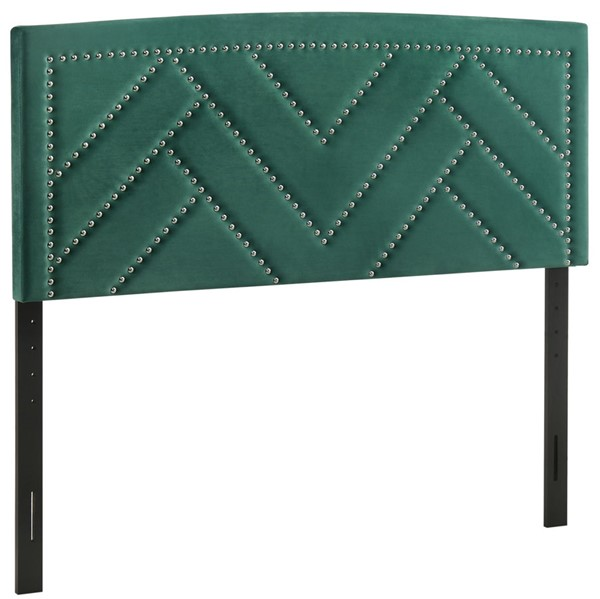 Glory Furniture Angela Green Fabric King Headboard GLRY-G0142-KHB