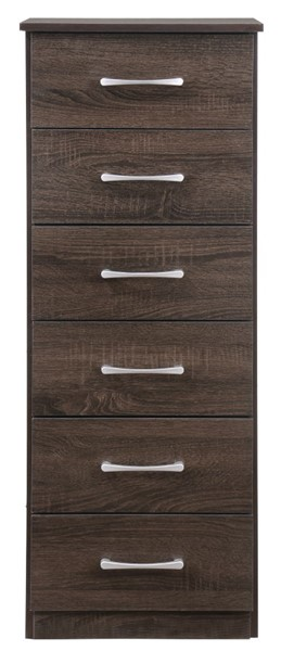 Glory Furniture Boston Contemporary Wenge Lingerie Chest GLRY-G025-LC